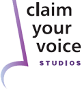 Claim Your Voice Studio